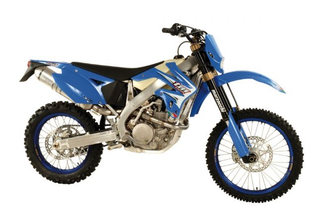 TM ENDURO 450 F 08
